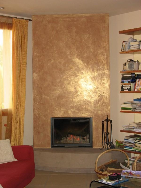 Lavorazione a marmorino per pareti soffitti bagni e docce - Stucchi decorativi per pareti ...
